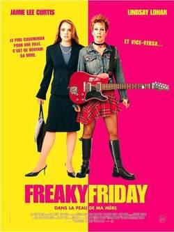 Couverture de Freaky Friday - Dans la peau de ma mère