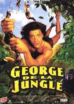 Couverture de George de la jungle