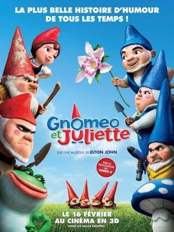 Couverture de Gnoméo et Juliette