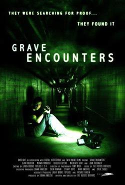 Couverture de Grave Encounters