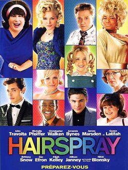 Couverture de Hairspray
