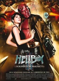 Couverture de Hellboy, Épisode 2 : Les Légions d'or maudites