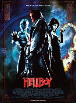 Couverture de Hellboy