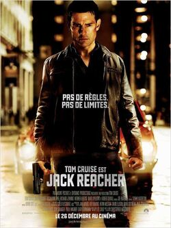 Couverture de Jack Reacher