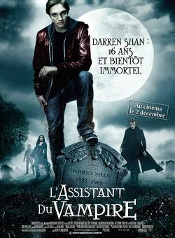 Couverture de L'Assistant du vampire