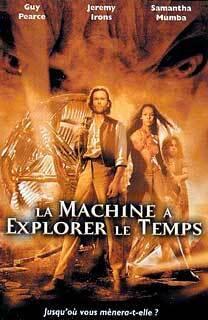 Couverture de La Machine à explorer le temps