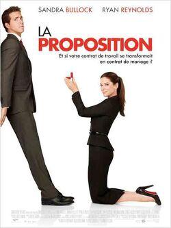 Couverture de La Proposition