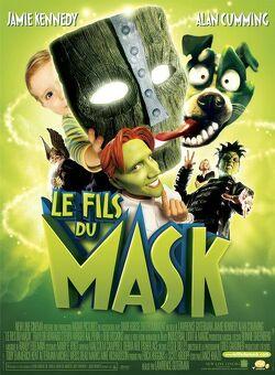 Couverture de Le Fils du Mask