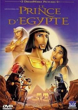 Couverture de Le Prince d'Égypte