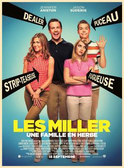 Couverture de Les Miller, une famille en herbe