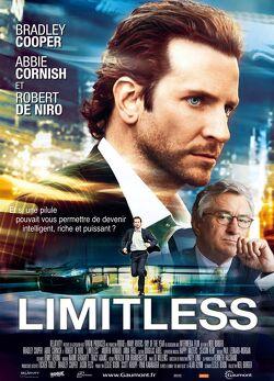 Couverture de Limitless