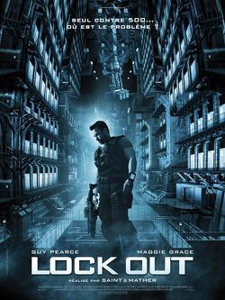 Couverture de Lock out
