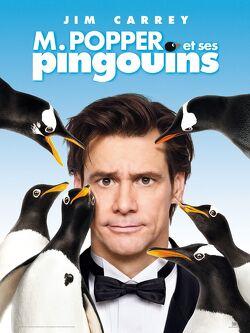 Couverture de M. Popper et ses pingouins