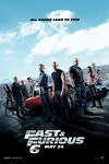 couverture Fast & Furious 6