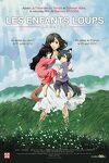 couverture Les Enfants Loups, Ame & Yuki