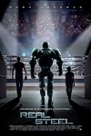 couverture Real steel