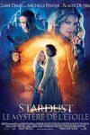 couverture Stardust, le mystère de l'étoile