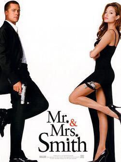 Couverture de Mr. & Mrs. Smith