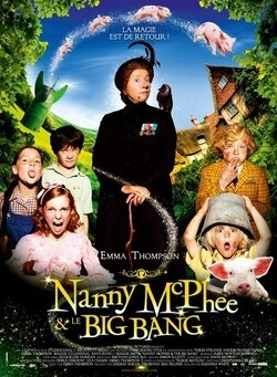 Couverture de Nanny McPhee et le Big Bang