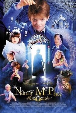 Couverture de Nanny McPhee