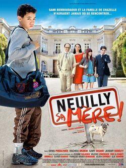 Couverture de Neuilly sa mère !