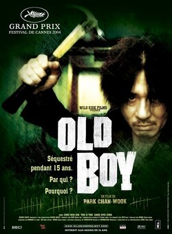 Couverture de Old Boy