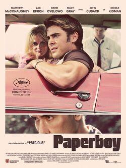 Couverture de Paperboy