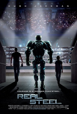 Couverture de Real steel