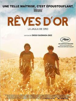 Couverture de Rêves d'or