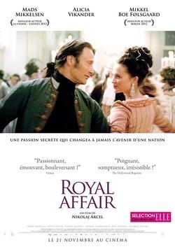 Couverture de Royal Affair