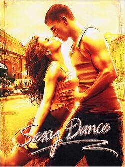 Couverture de Sexy dance