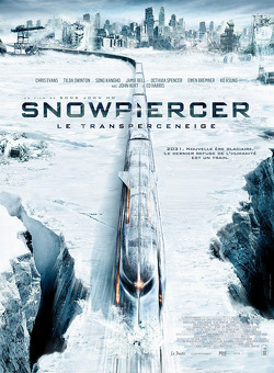 Couverture de Snowpiercer, Le Transperceneige
