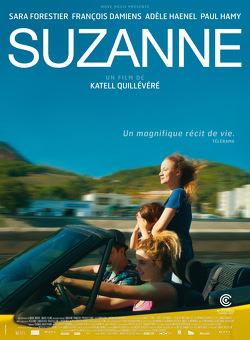 Couverture de Suzanne