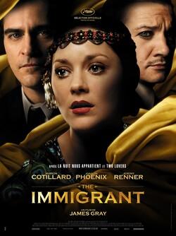 Couverture de The immigrant