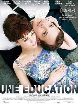 Couverture de Une éducation
