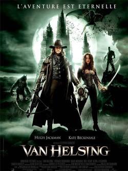 Couverture de Van Helsing