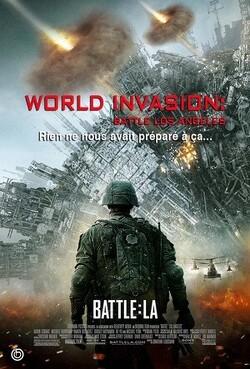Couverture de World Invasion : Battle Los Angeles