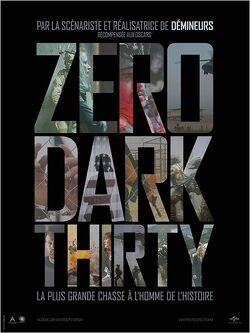 Couverture de Zero Dark Thirty
