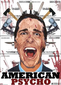 Couverture de American Psycho