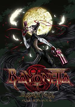 Couverture de Bayonetta : Bloody Fate