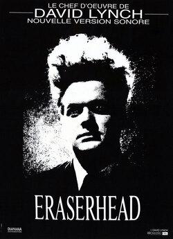 Couverture de Eraserhead