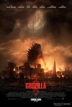 Couverture de Godzilla