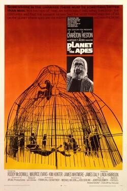 Couverture de La planète des singes
