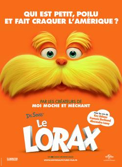 Couverture de Le Lorax