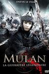couverture Mulan, la guerrière légendaire