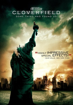 Couverture de Cloverfield