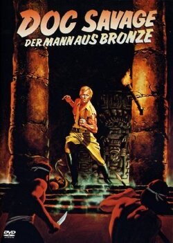 Couverture de Doc Savage arrive!