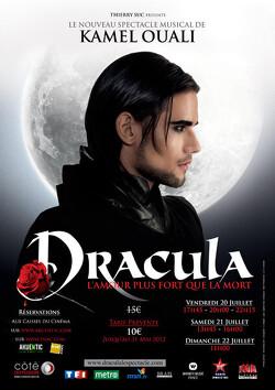 Couverture de Dracula, l'amour plus fort que la mort
