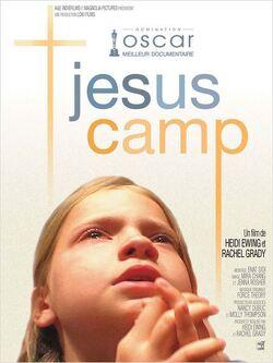 Couverture de Jesus Camp