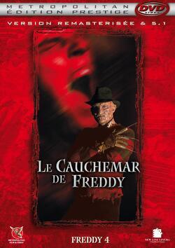Couverture de Freddy Chapitre 4:Le cauchemar de Freddy